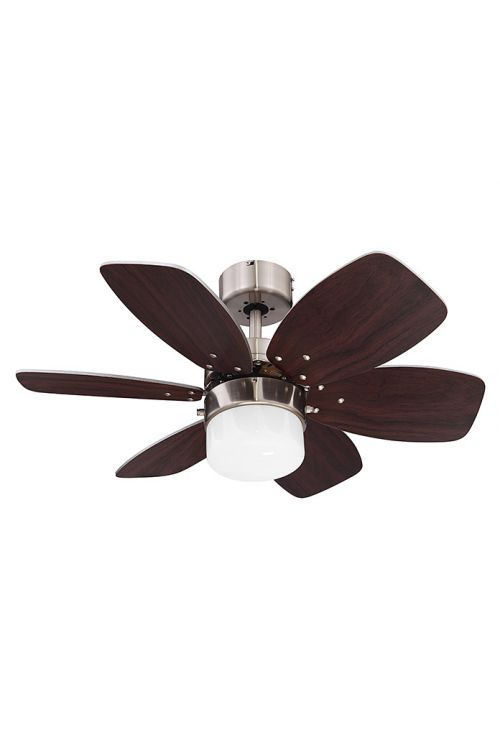 Stropni ventilator Proklima Claremont (102 cm, mahagonij, maks. moč: 60 W)