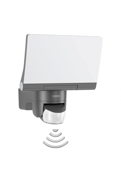 Senzorski LED reflektor Steinel XLED Home 2 (14,8 W, toplo bela svetloba, grafit siva)