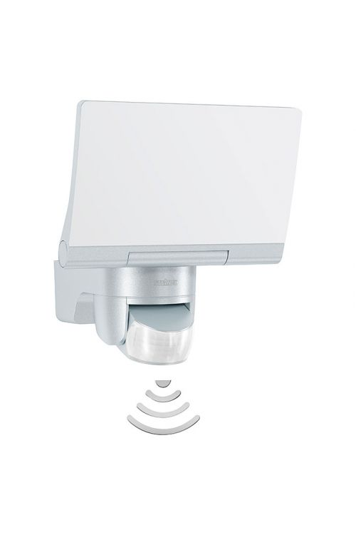 Senzorski LED reflektor Steinel XLED Home 2 (14,8 W, nevtralno bela svetloba, srebrn)
