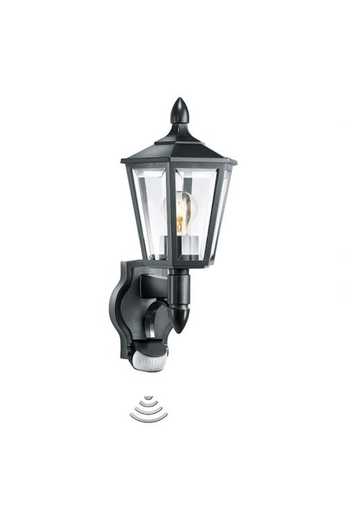 Zunanja senzorska svetilka Steinel L 15 (60 W, črna, IP44)