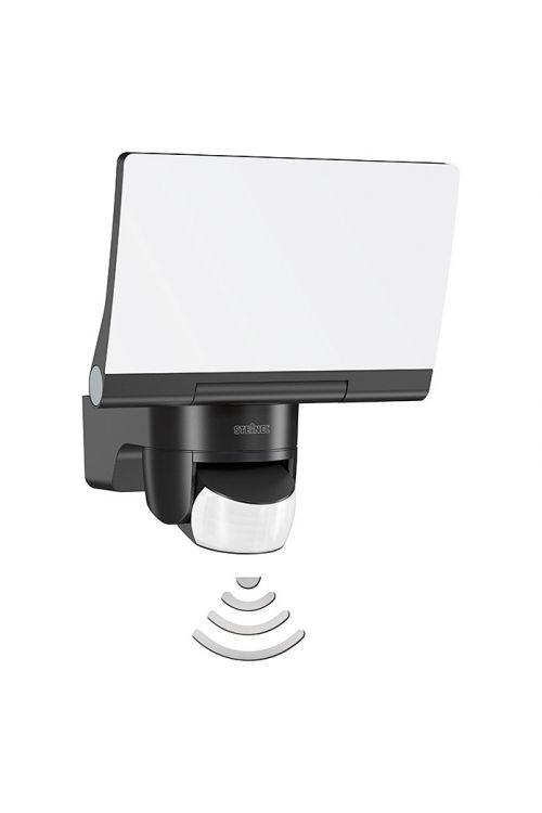 Senzorski LED reflektor Steinel XLED Home 2 (14 W, toplo bela svetloba, črna barva)