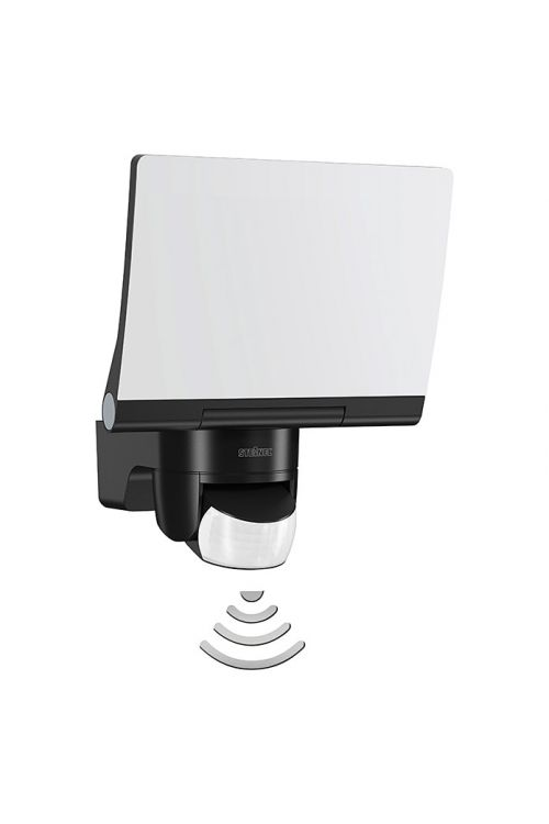 Senzorski LED-reflektor Steinel XLED Home 2 XL (20 W, 2.120 lm, IP44, črn)