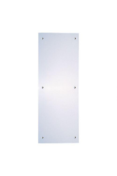Infrardeči stekleni radiator, Admiral (bela, 850 W, 45 x 120 cm)
