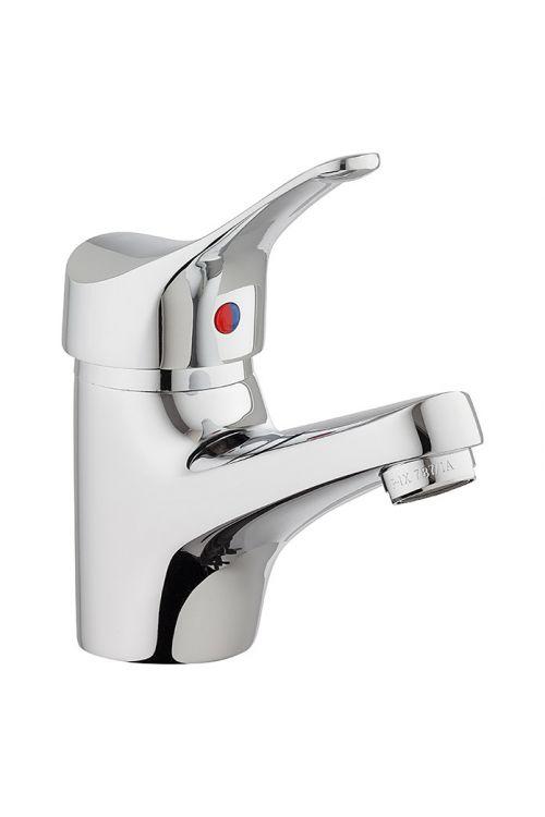 Armatura za umivalnik Egeo II, Camargue (za: breztlačni zbiralnik vode, nizek tlak, krom)
