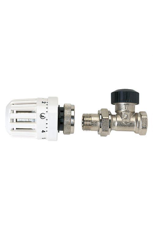 """Termostatski radiatorski ventil Admiral, set (1/2"""", ravni)"""