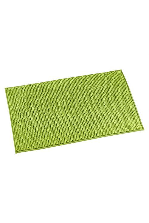 Tepih za kopalnico Camargue Zottel (50 x 80 cm, zelen, mikrovlakna)