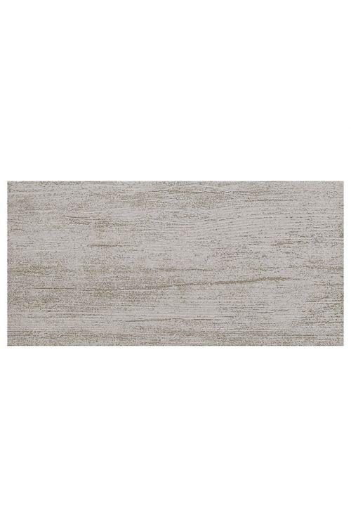 Gres ploščica Legno (31 x 61,8 cm, siva, glazirana, R9)