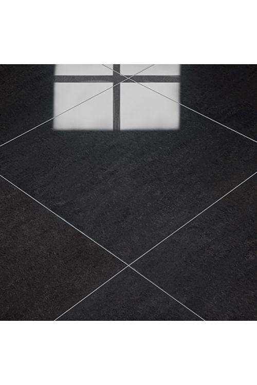 Gres ploščice Palazzo Futura (60 x 60 cm, črna, polirane)