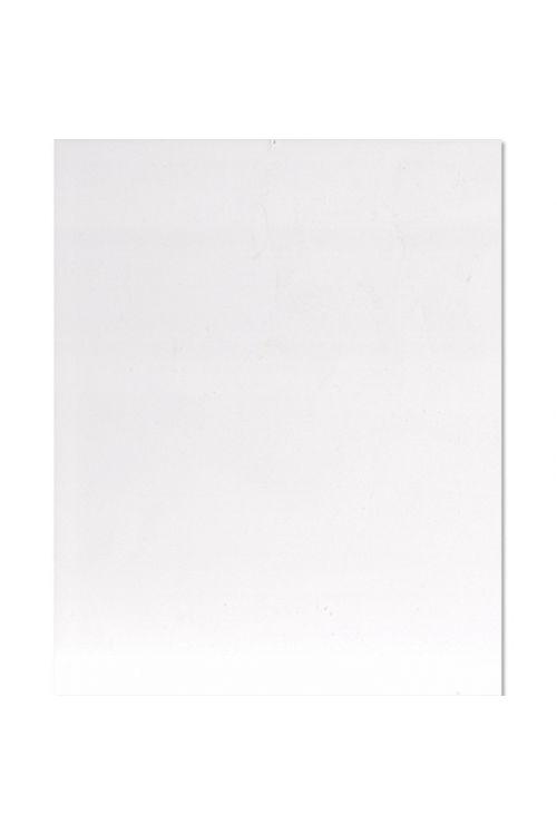 Stenska ploščica Snow (20 x 25 cm, bela, sijaj)