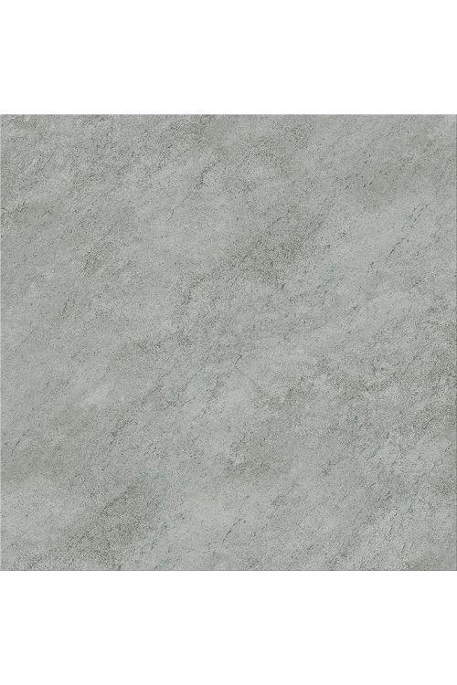 Gres ploščica Atakama (59,3 x 59,3 x 2 cm, svetlo siva, glazirana, R11)