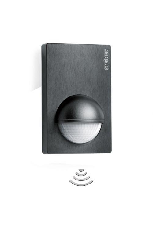 Infrardeči senzor gibanja Steinel IS 180-2 (domet: 12 m, 180°, črn)