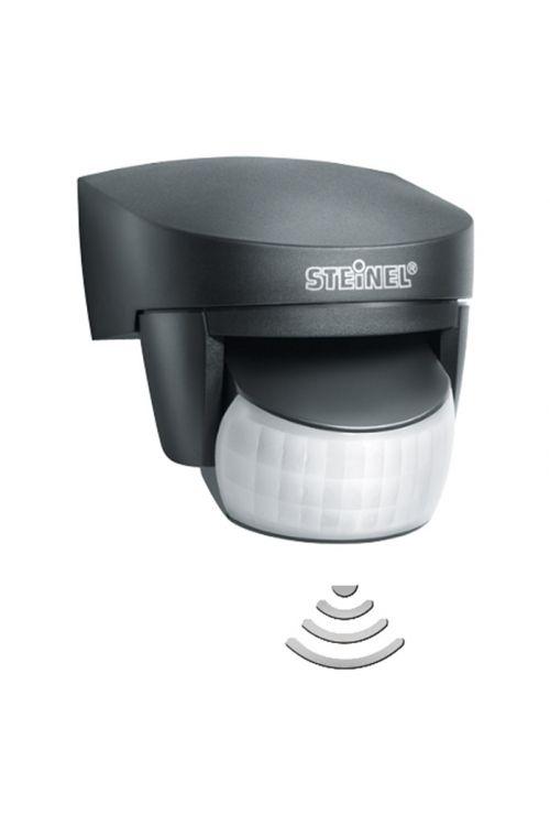 Infrardeči senzor gibanja Steinel IS 140-2 (domet: 14 m, območje zaznavanja: 140 °, črn)