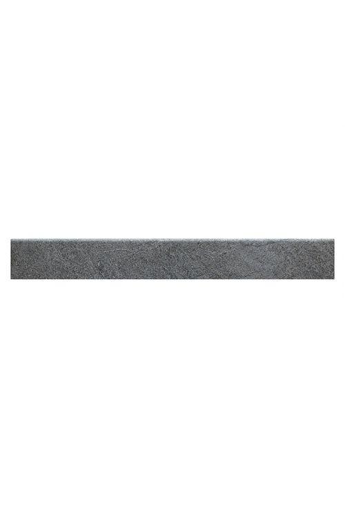 Robna ploščica Skiffer (7,5 x 61 cm, antracit, glazirane)