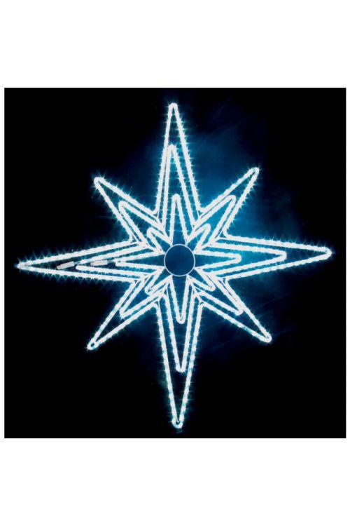 Trojna LED zvezda z učinki eksplozije (110 cm, 230 V)