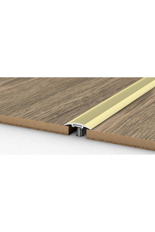 Prehodni profil LOGOCLIC (pesek, 2,7 m x 32 mm, vrsta montaže: vložki iz umetne mase)