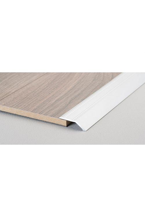 Prilagodljivi profil LOGOCLIC (srebrna, 0,9 m x 39 mm, vrsta montaže: samolepilna)
