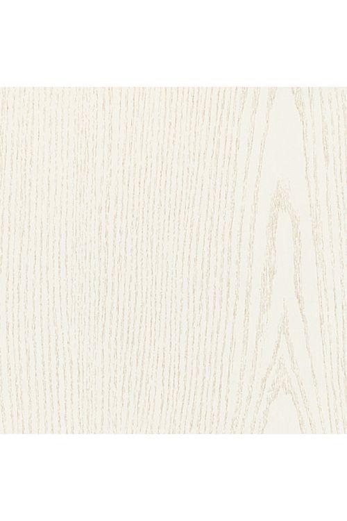 Folija z videzom lesa d-c-fix (210 x 90 cm, biserovina/bela, samolepilna)