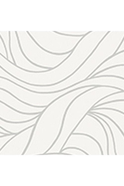 Folija za steklo d-c-fix Static (150 x 90 cm, Antwerpen, bela, statično oprijemljiva)