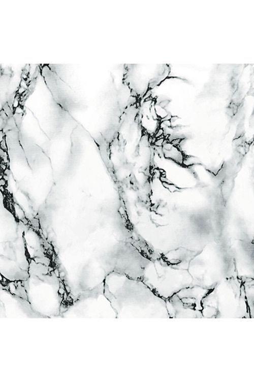 Folija z učinkom marmorja d-c-fix (210 x 90 cm, bel marmor, samolepilna)