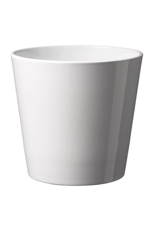 Cvetlični lonec Dallas Esprit, SK (Ø x V: 32 x 31 cm, bela, mat)