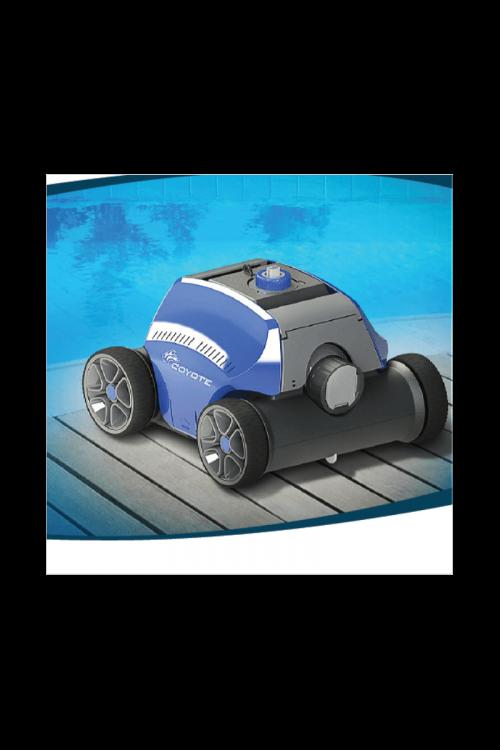 Robotski sesalec za bazene Coyote (12 V, 6600 mAh, čas delovanja 2 uri)