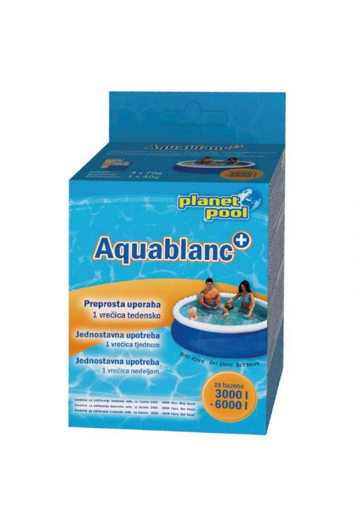 Sredstvo za dezinfekcijo vode Aquablanc (za bazene 3.000-6.000 l, brez klora)