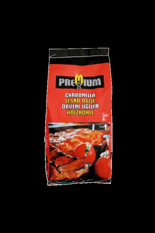 Premium oglje za žar (4 kg)