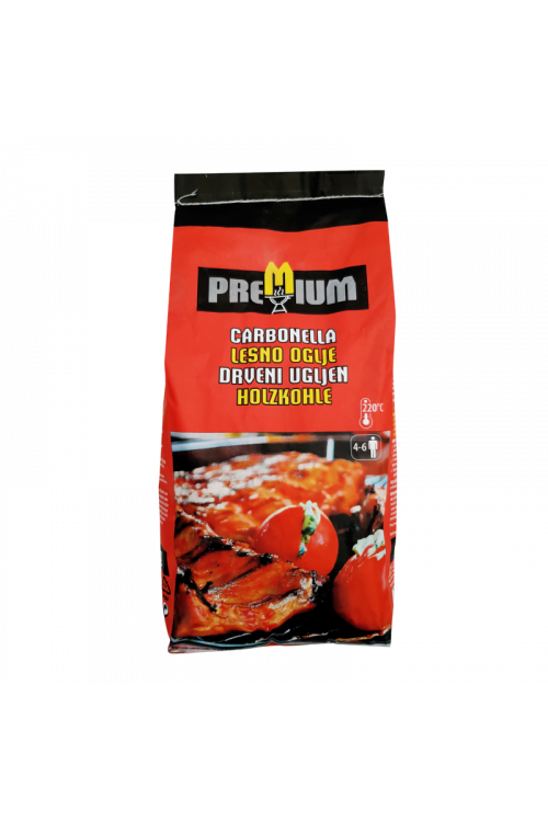 Leseno oglje Premium (2,5 kg)