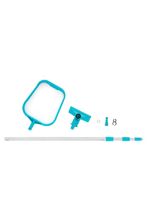 Set za čiščnje vode Intex Venturi (4-delni, umetna masa in aluminij)
