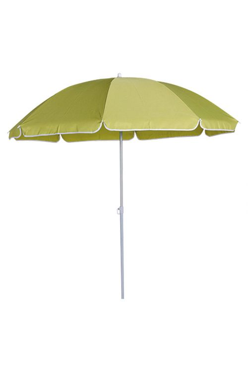 Senčnik Sunfun Provence (Ø 250 cm, jeklo in poliester, svetlo zelen)