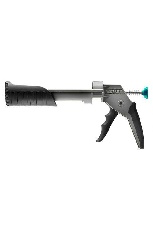 Pištola za kartuše Wolfcraft MG 211 (primerna za kartuše do 310 ml  Ø 50 x 225 mm)