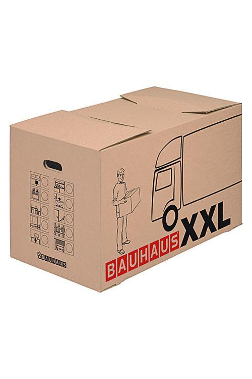 Kartonska škatla BAUHAUS Multibox XXL (72,5 x 41 x 44 cm, nosilnost: do 30 kg, 130 l)