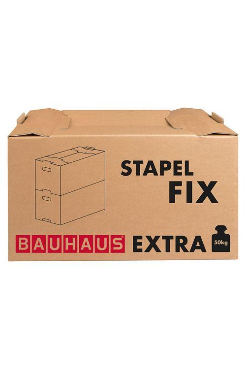Kartonska škatla Multibox Stapel Fix Extra (71 x 39,5 x 36 cm, nosilnost: do 50 kg, 100 l)