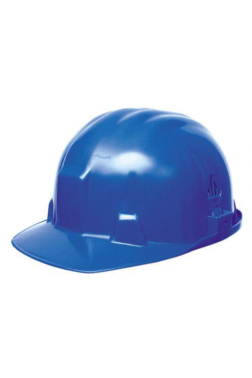 Delovna čelada (modre barve)