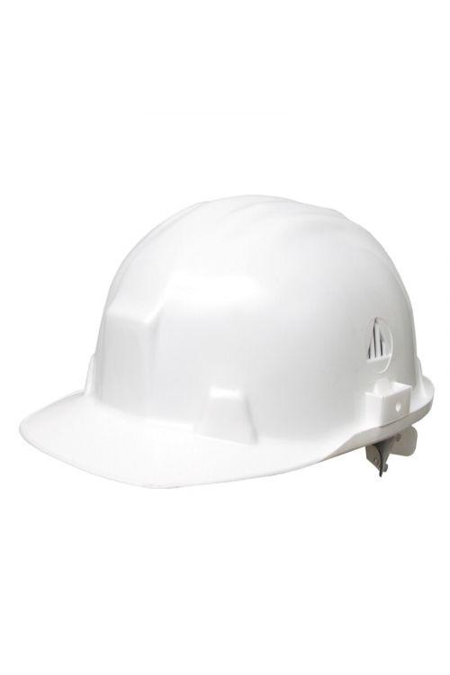 Delovna čelada (bela)