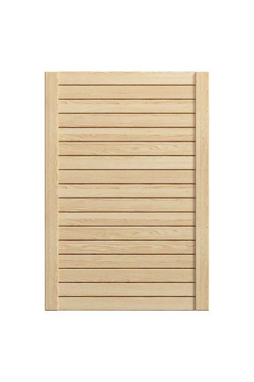 Vrata za pohištvo (Š x V: D 494 x Š 766 mm, naravno)