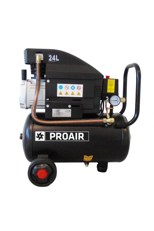 Batni kompresor PROAIR DB 210/24 (1.100 W, 8 barov, 24 l)