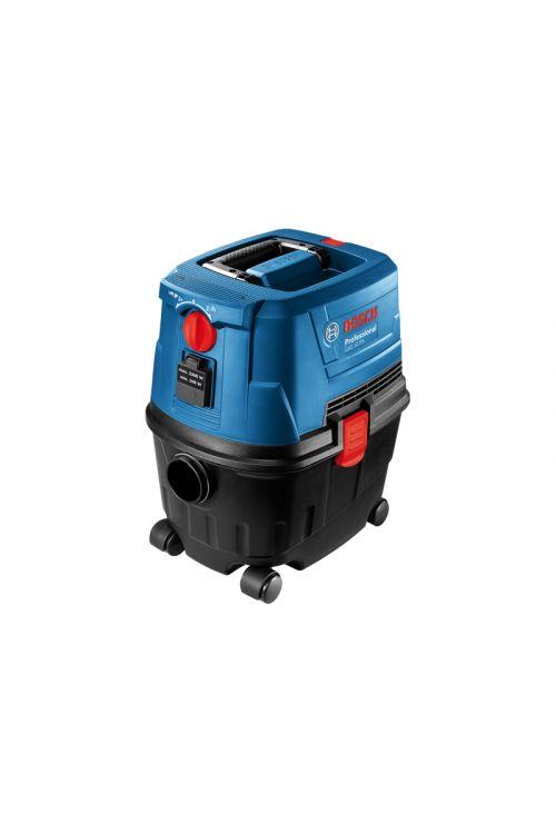 Mokro-suhi sesalnik BOSCH Professional GAS 15 PS (1100 W, prostornina zbiralne posode: 15 l)