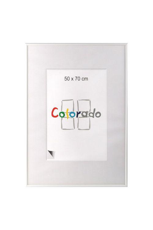 Okvir za sliko Pla-Style (bel, 50 x 70 cm, umetna masa)