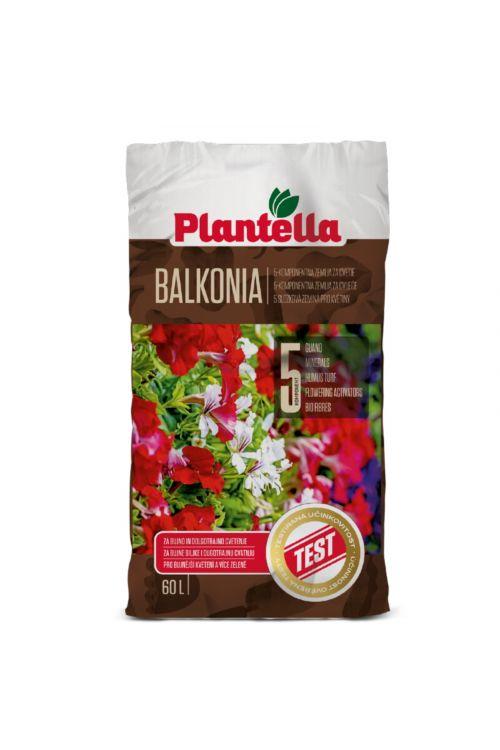 Substrat za rože Plantella Balkonia (60 l)