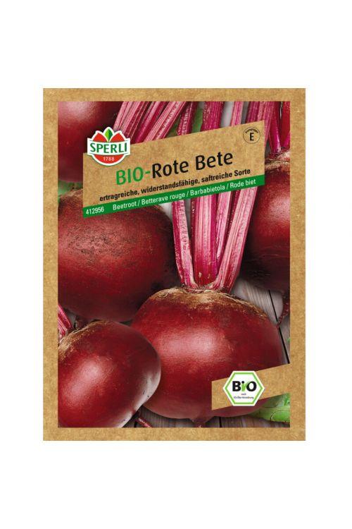 Bio seme rdeča pesa Sperli (Rdeča žoga 2)