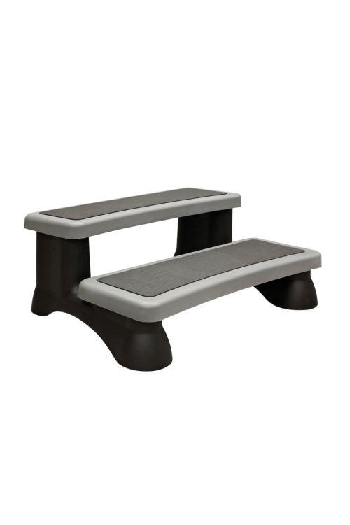 Stopnice za masažni bazen (nosilnost do 150 kg)