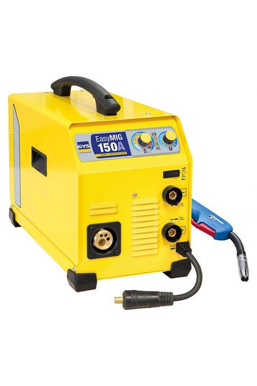 Varilni aparat GYS Easymig 150 (varilni tok: 20–140 A, debelina elektrode: 1,6–3,2 mm)