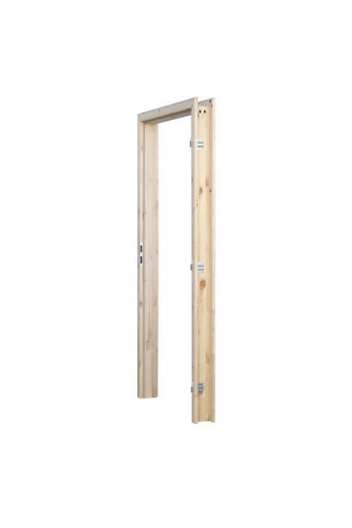 Podboj leseni (2000 x 800 x 100/114 mm, smreka, desni)