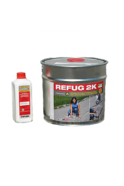 Masa za zalivanje fug Refug 2K (5 kg)
