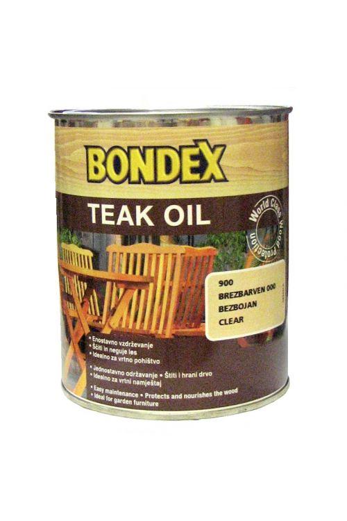 Tikovo olje Bondex (2,5 l)