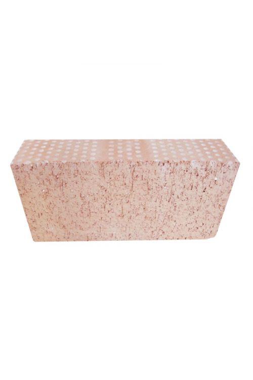 Šamotna opeka (za pečice in kamine, 25 x 12,4 x 6,4 cm)
