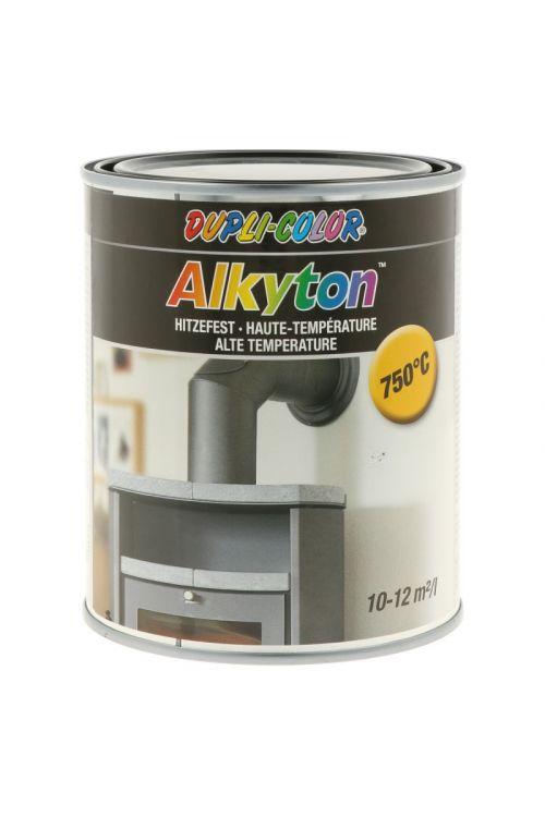 Premaz za kovino DC Alkyton (črn, vročinska obstojnost, 750 ml)