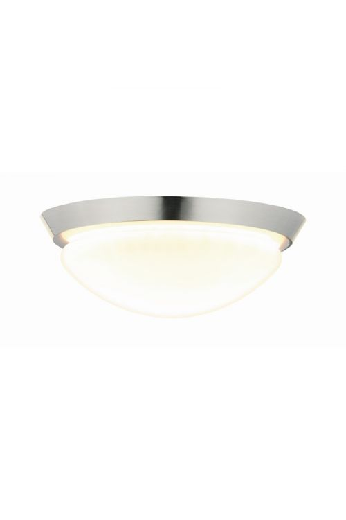 Stropna svetilka Paulmann Ixa (18 W, premer: 31 cm, višina: 11 cm, E27)