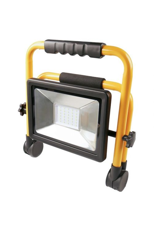 Prenosni LED reflektor (50 W, 3.750 lm, 4.000 K, IP65, 35,9 x 33 cm)
